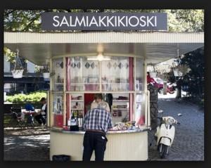 """Mine's a Salmiakki ..."""