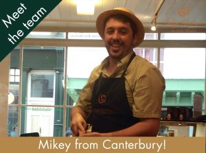 King of Canterbury: Mikey