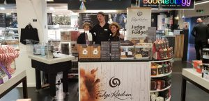 Fudge Kitchen Team at Harvey Nichols